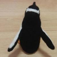 羊毛フェルトで大きなペンギン~後半~