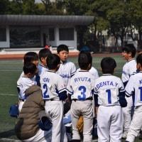 新人戦 Bチーム&Cチーム 2017.3.4