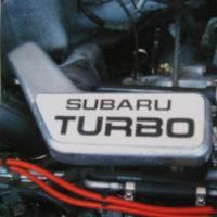 スバル レオーネ ターボ 1800cc RX 4WD