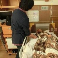 また入院です