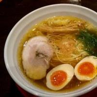 本日の一杯(麺王道 翔)