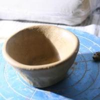 今日も続きの陶芸
