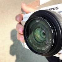 ひさしぶりのカメラ