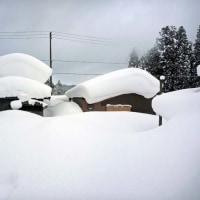 """""""草臥れ儲けの雪下ろし"""""""