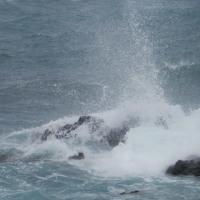 波浪注意報に出漁「きんめ船」@o@