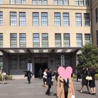 リノ、入学式~♪