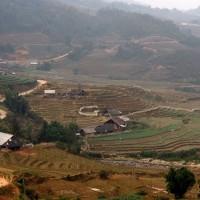 少数民族と棚田を巡る旅(ベトナム・サパ県・マチャ村)