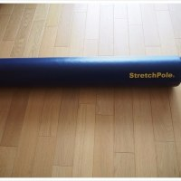 ストレッチポールで姿勢の改善