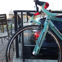 ロードバイクとMINI JCW