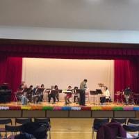 鈴谷公民館文化祭の舞台練習