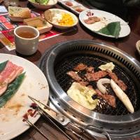 焼き肉〜!