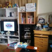 テレビ台を組み立てた→進化したグレートの部屋公開