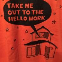 Tシャツ、Tシャツ、Tシャツ!!