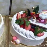 またクリスマスケーキ☆