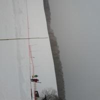 今日の網張温泉スキー場は、