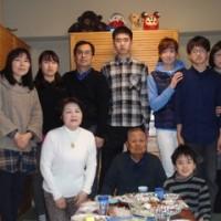 平成28年 4家族新年宴会