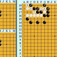 囲碁死活1020官子譜