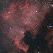 北アメリカ星雲(5月2日エクステンダー)