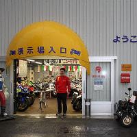 レッドバロン松山店 斎木 徹さん 京都に転勤
