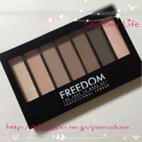 マット系アイシャドウキット Freedom Pro Shade & Brighten Mattes Kit 1