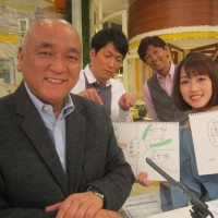 HTB北海道テレビ「イチオシ!」 2017.02.24