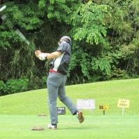 1年ぶりにセントラルゴルフクラブNEWコース