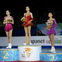世界ジュニア選手権2017、女子シングル