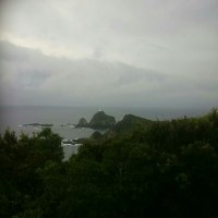 10月23日 雨模様