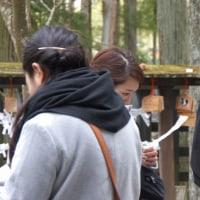 松島・瑞巌寺、新年の参拝。