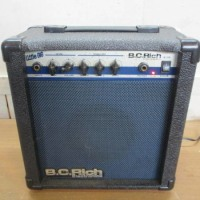 「B.R.Rich BC-010X ギターアンプ BCリッチ」を買取させていただきました。