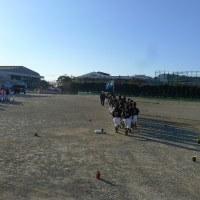 秋の県大会、素晴らしい試合。次に活かせ!