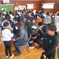 4・5・6年生の本日授業参観!