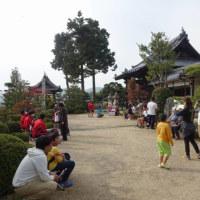 久代地区ふれあいウォーク at 勝福寺