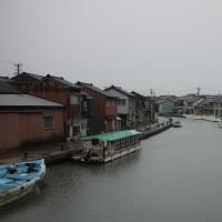 日本のベニス 新湊内川
