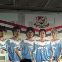 Jリーグ2010年最終節、横浜F・マリノスVS大宮アルディージャ