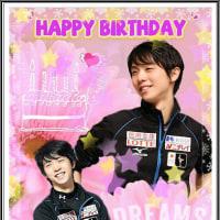 22歳のお誕生日おめでとうございます。