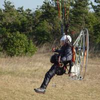 The 97th flight(25分)積算64時間10分 ようやく飛び初めできました。