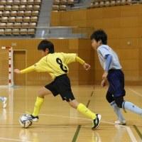 2017年1月9日 長野県フットサル予選(カテゴリーⅠ)試合結果
