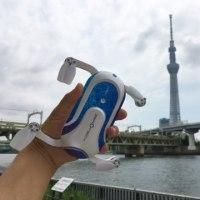 東京でのフライト