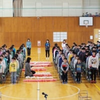 4月6日(木)入学式予行