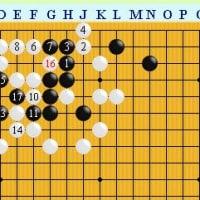 囲碁死活1531 囲碁発陽論