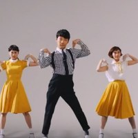 「恋ダンス」の達人:ELEVENPLAY= 沼田 由花 + 脇坂 江梨沙 + 篠原 沙弥 + 安川 香