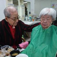 93才の介護ダイアリー、共済病院のナースたちは皆さん、平均点が高い、患者は安心できる!