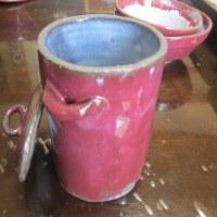 陶芸作品が出来上がって来ましたが…