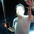 7/26(水):本日風波に潮早く釣り辛くマイカ苦戦も一升瓶サイズゲット・日中は久しぶりにジギングでサワラに鯖ゲット!