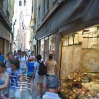 ベネチアのサンドイッチ屋さん「ティツィアーノ」への行き方