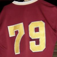 今年も春から草野球・背番号(79)に変えてきた。