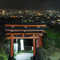 京都一周トレイル また夜が来た編