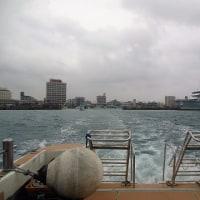 2017春の石垣島ツアー その21/カノープス号で出港