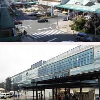 変貌する熱海駅。いよいよ年内完成。